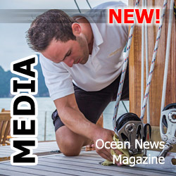 Article about S/Y Aventure in Paris-Phuket Magazine